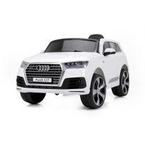 Chipolino Audi Q7 elektromos autó - fehér