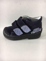 Maus Első lépés cipő kék csíkos