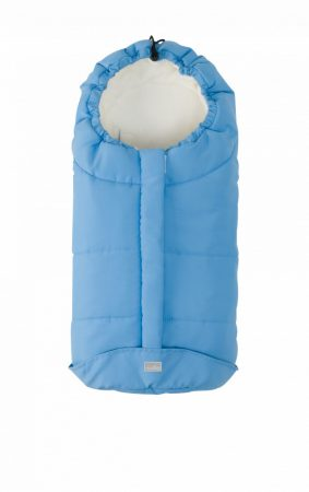 Nuvita Ovetto City bundazsák 80cm - Light Blue / Beige - 9045  !! kifutó !!